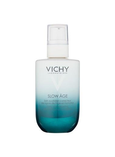 Vichy VICHY Slow Age Daily Correction Fluid SPF25 50 ml - Hassas Ciltler Renksiz